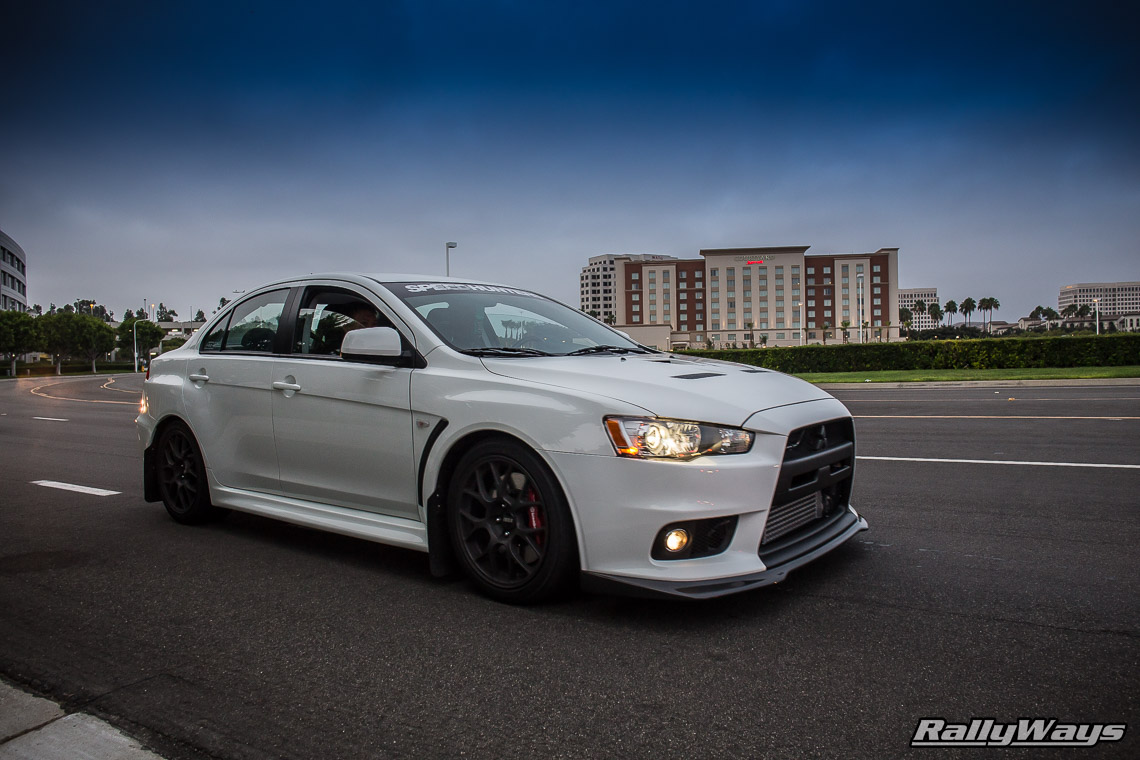 Mitsubishi Evo X - 10 Tips for Car Forum Survival