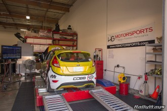 HGMS RallyWays Fiesta ST Dyno Run