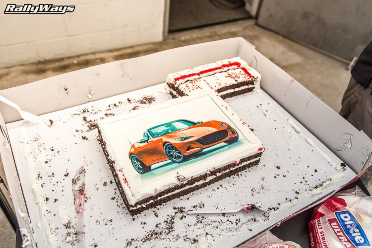 Happy Birthday ND Miata