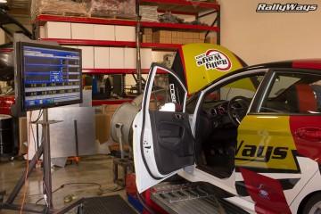 RallyFist Fiesta ST HG Motorsports Dyno Run