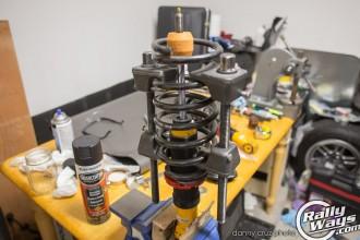 Coil Spring Compressor Safety