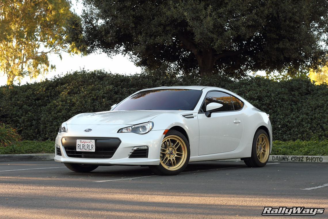 Gold Wheels Would You Rallyways