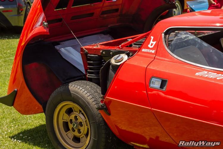 Bertone Design Lancia Stratos