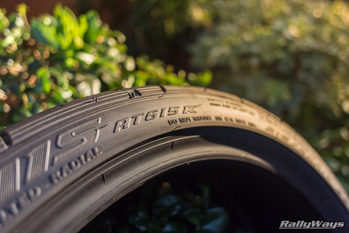 Falken Azenis RT615K Tires for #RallyFist