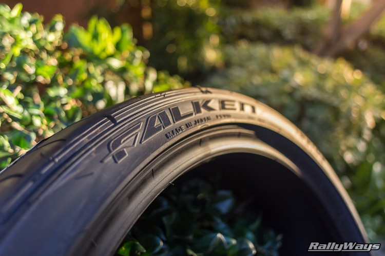 Performance Falken Azenis RT 615K Tires