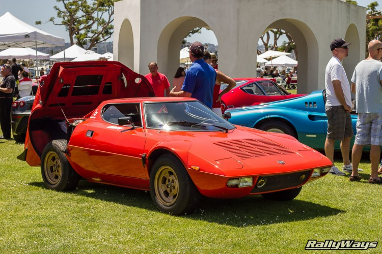 Classic and Iconic Lancia Stratos