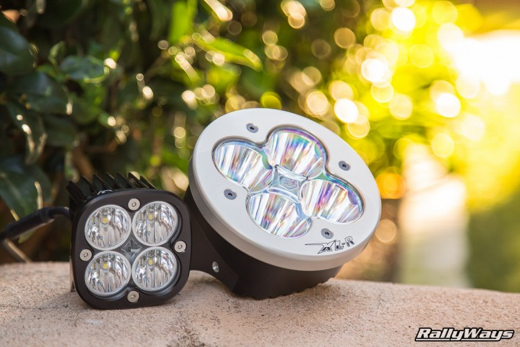 Baja Designs Squadron Pro and XL-R Sport LED Lights