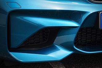 BMW M2 Bumper Aero