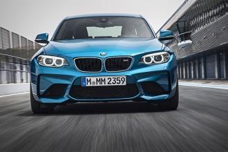BMW M2 Head On
