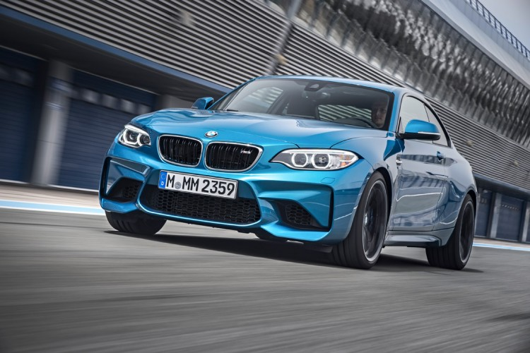 BMW M2 – New M Weapon Unveiled