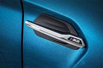 BMW M2 Fender Vents