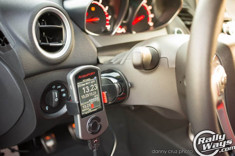 COBB Accessport Holder Steering Rack