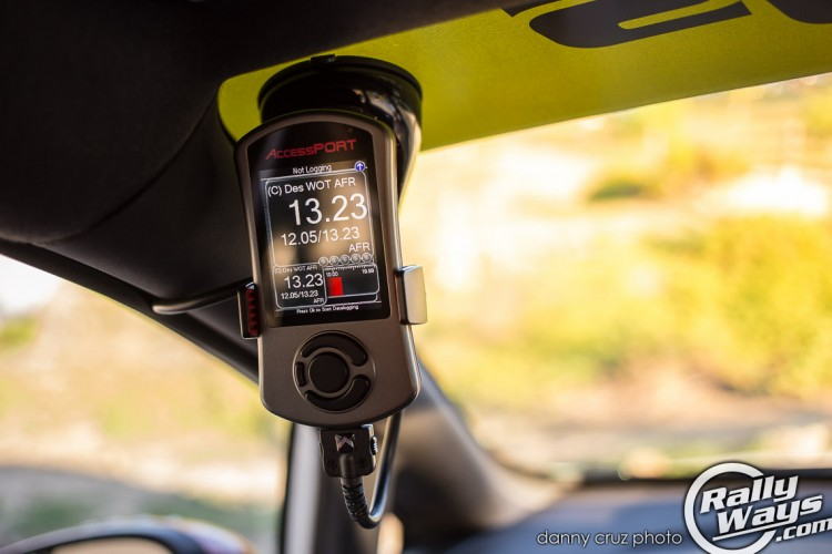 COBB Accessport Mounting Solution