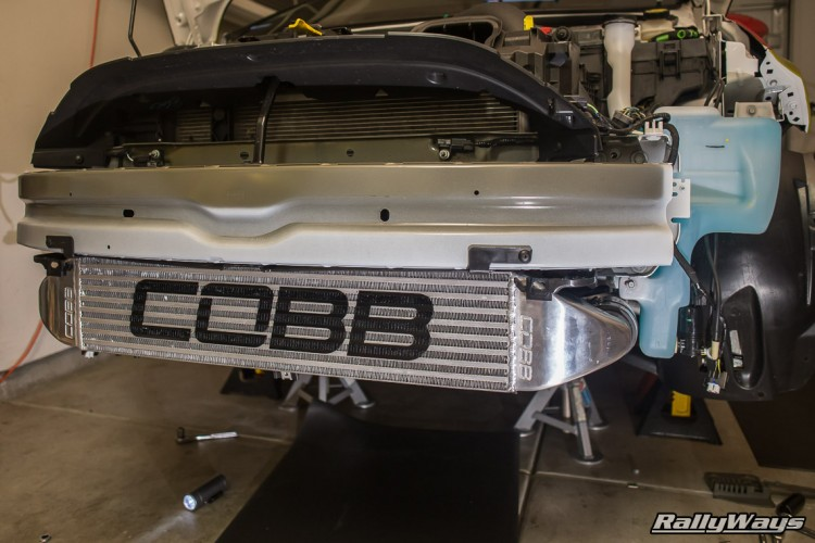 COBB Tuning Ford Fiesta ST Intercooler