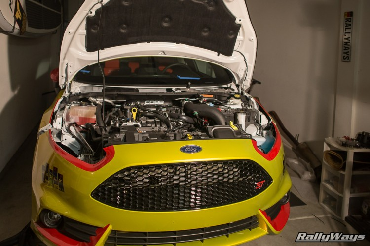 COBB Tuning Fiesta ST Stage 3