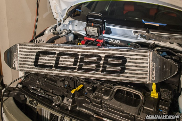 COBB Tuning Intercooler for Fiesta ST