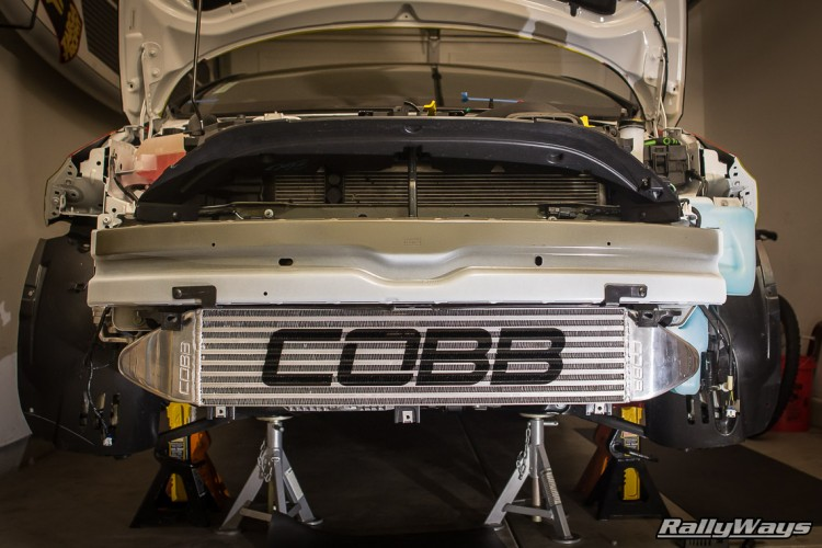Fiesta ST COBB Front Mount Intercooler