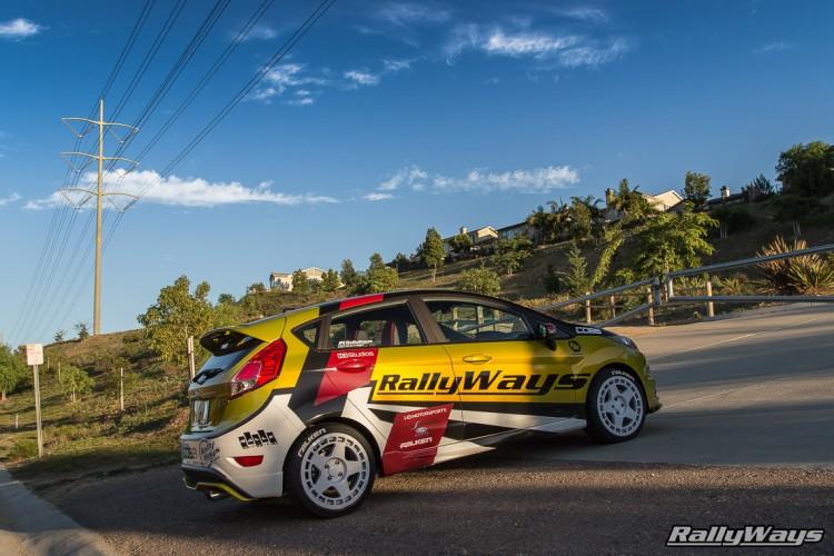 #RallyFist COBB Tuning Fiesta ST Downpipe