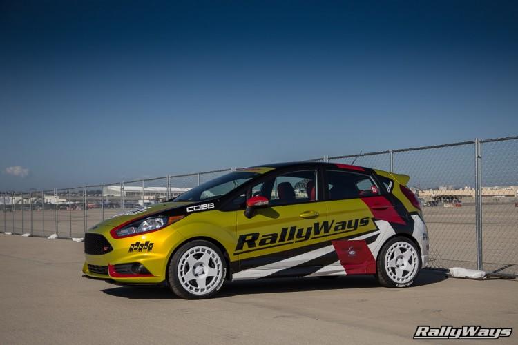 RallyWays SEMA Ford Fiesta ST