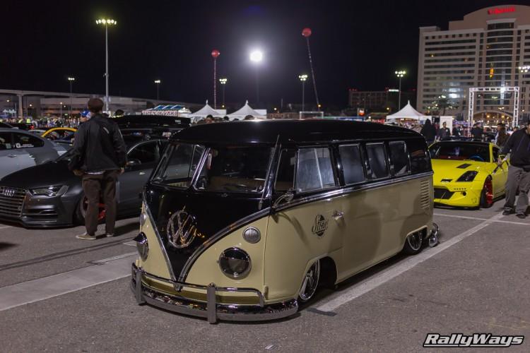 Classic Volkswagen Bus - SEMA Ignited 2015