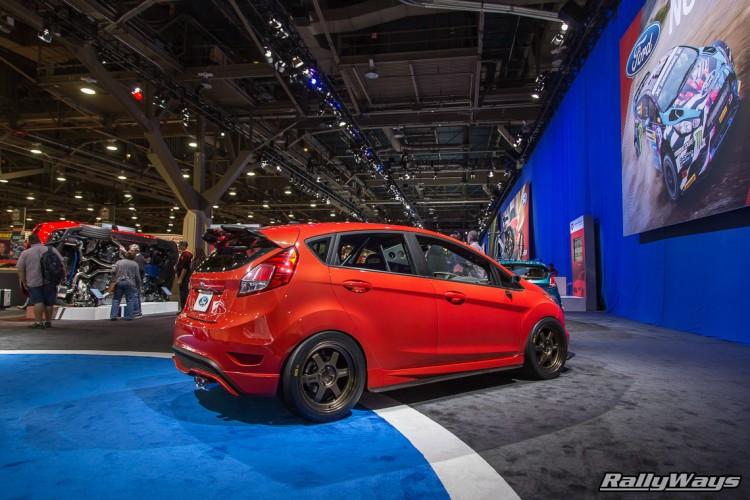 DSport Ford Fiesta ST SEMA 2015