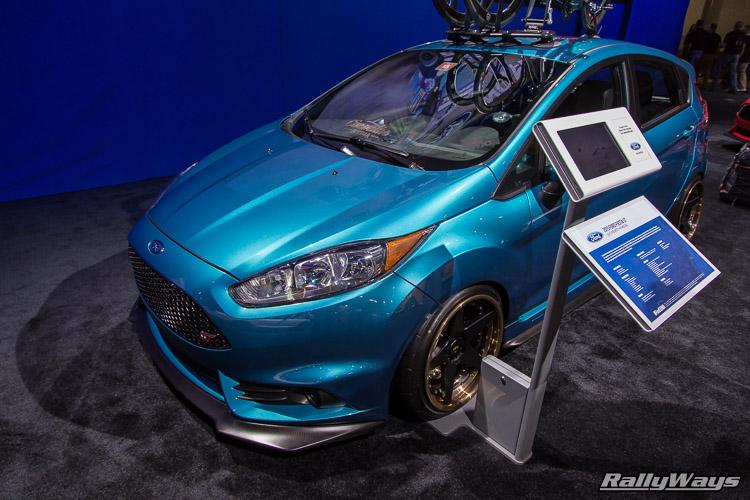 Ford Fiesta ST Cinemotive 1