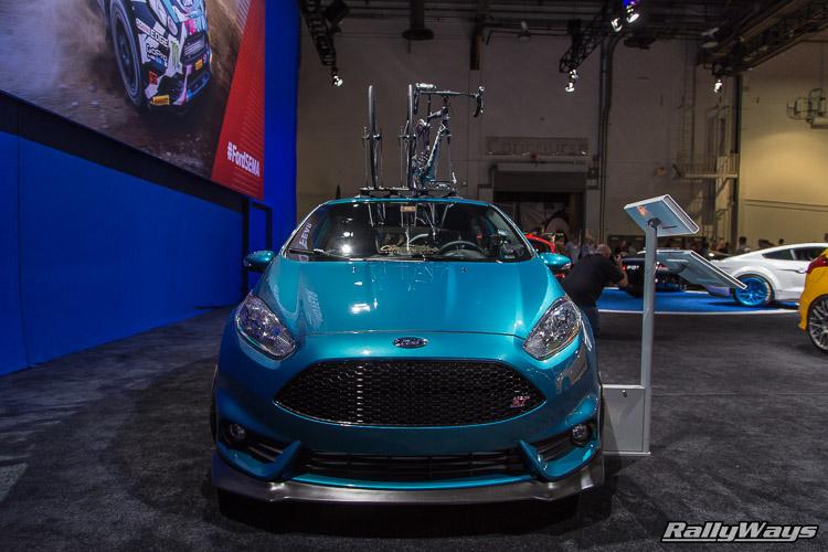 Ford Fiesta ST Cinemotive 2