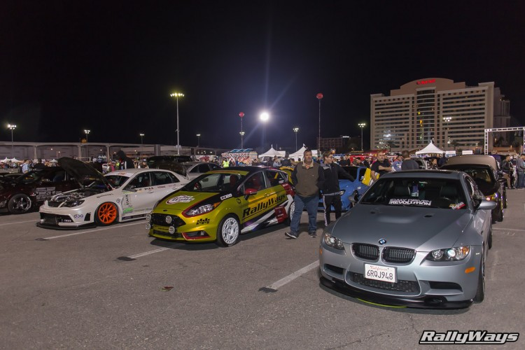 RallyFist at SEMA Ignited