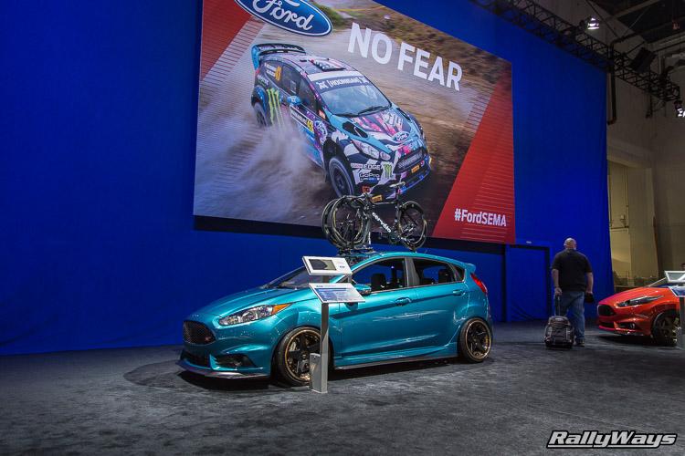 Ford Fiesta ST Cinemotive 3