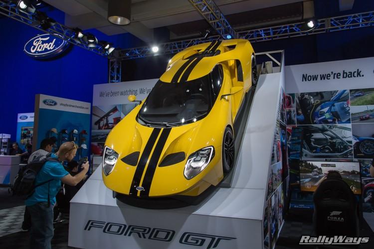 Ford GT SEMA 2015