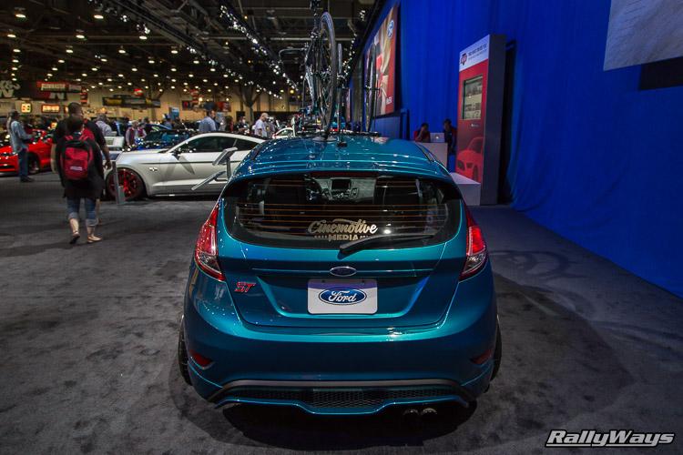 Ford Fiesta ST Cinemotive 4