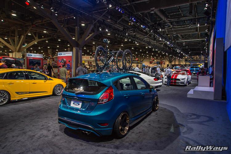 Ford Fiesta ST Cinemotive 5