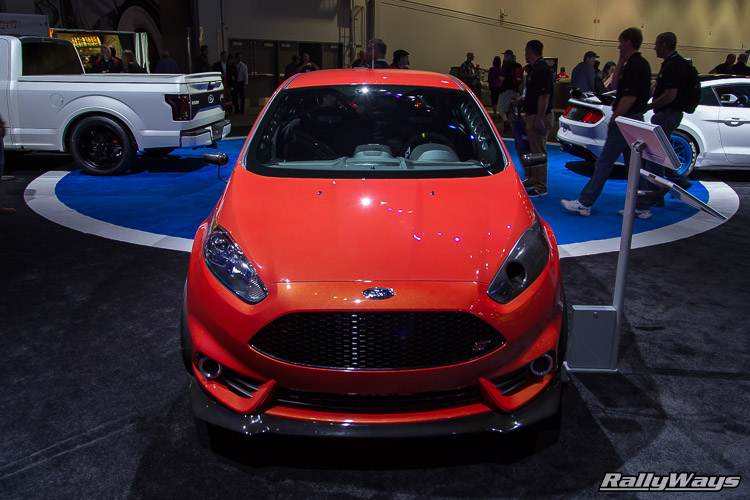 Ford Fiesta ST by DSport 1