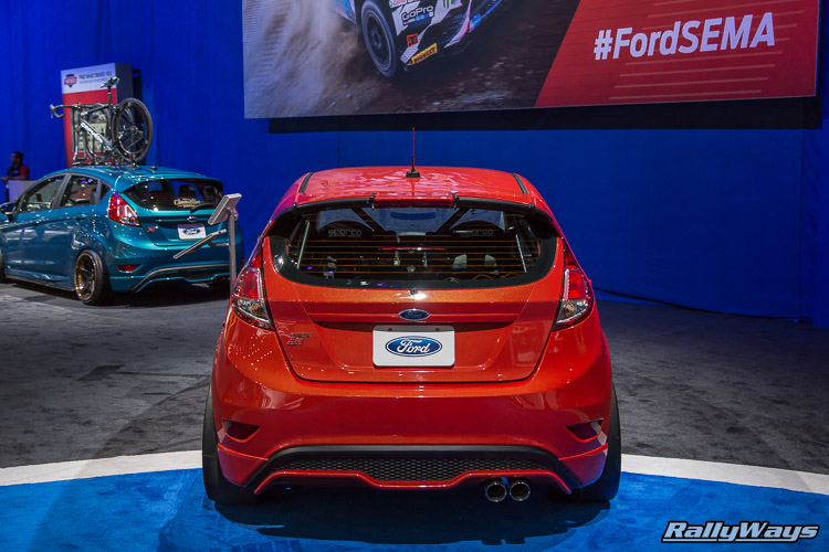 Ford Fiesta ST by DSport 2