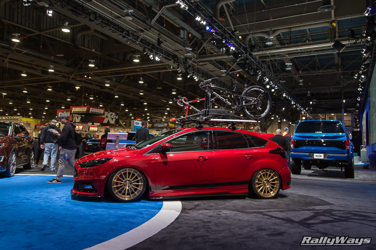 Ford Fiesta ST by COBB Tuning SEMA 2015