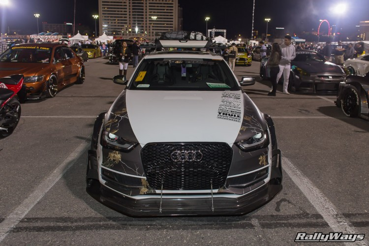 AllRoad Audi SEMA Ignited