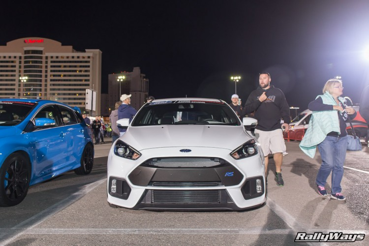Ford Focus RS SEMA Ignited 2015