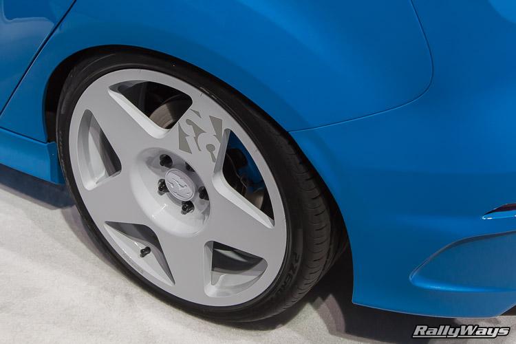 Fifteen53 Tarmac Focus RS