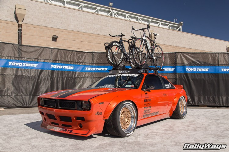 Toyo Tires SEMA 2015