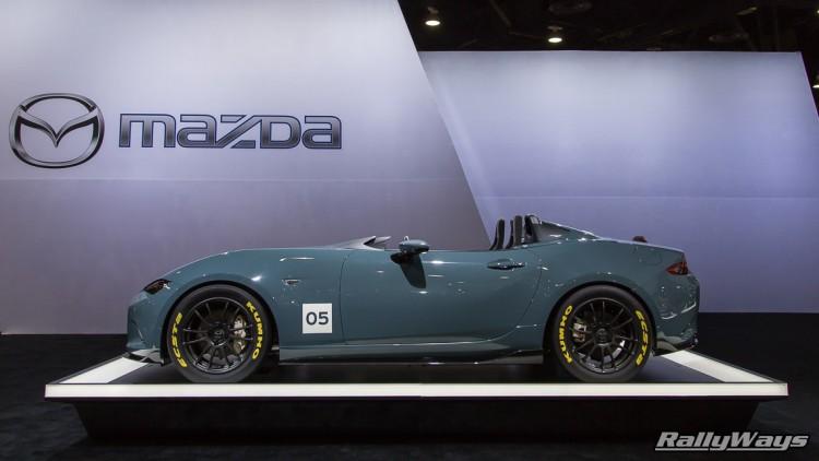 Mazda MX-5 Speedster SEMA 2015