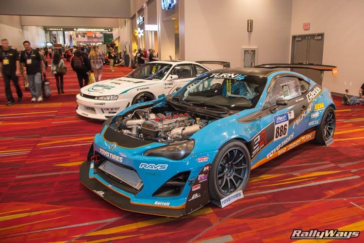 Evasive Motorsports Scion FRS