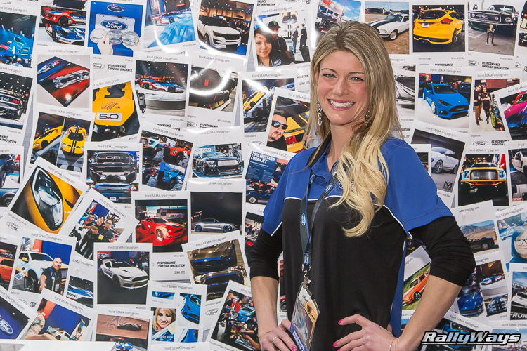 Ford SEMA Wall of Fame SEMA Show 2015