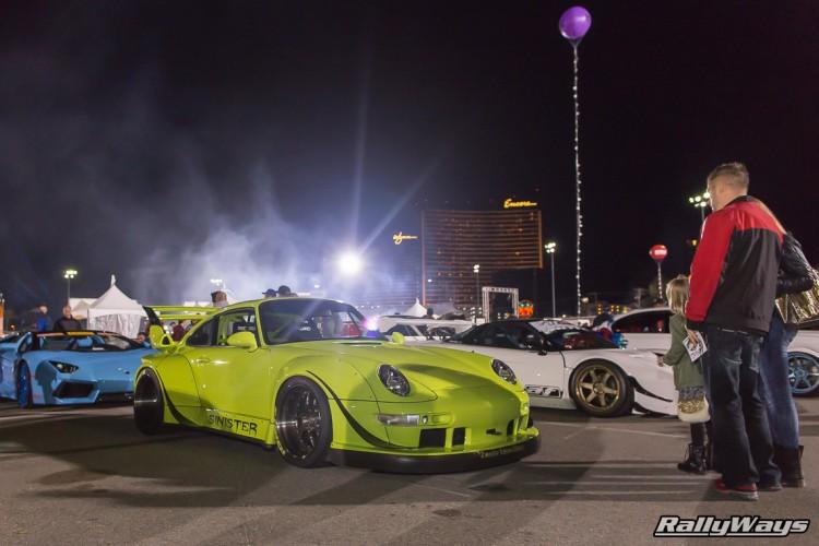RWB Porsche 993 - Rauh-Welt BeGriff