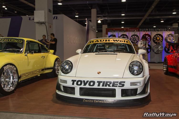 Rauh-Welt Begriff Porsche 911 SEMA 2015 - 3