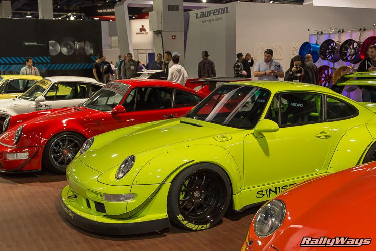 Rauh-Welt Begriff Porsche 911 SEMA 2015 - 4