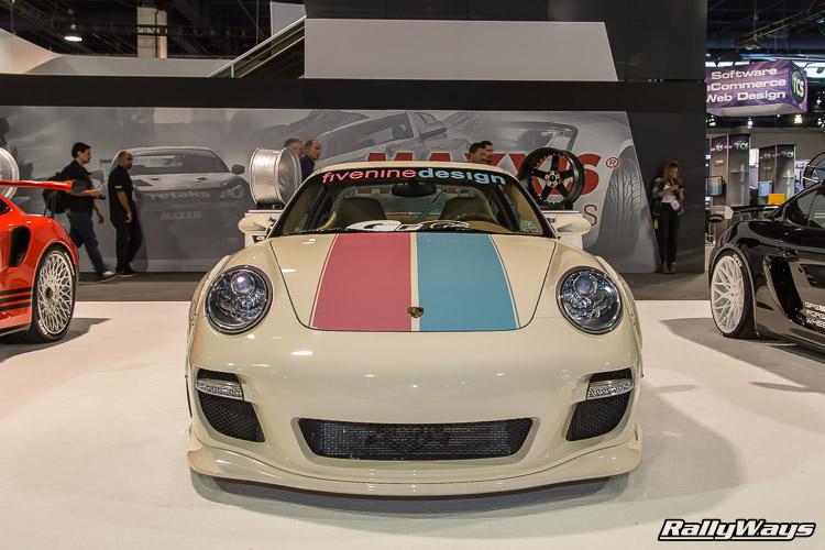 Porsche 911 Brumos Porsche Modern Look - SEMA 2015