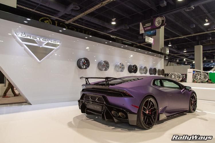 Vorsteiner Lamborghini Huracan SEMA 2015