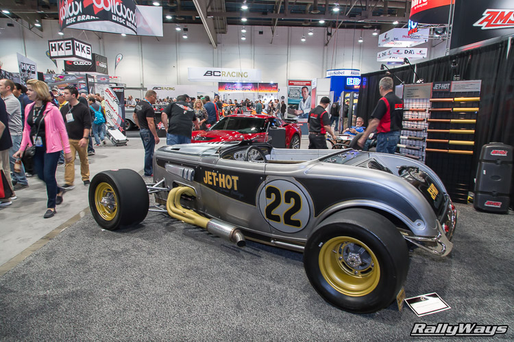 Jet Hot Double Down Fuller 1932 Ford