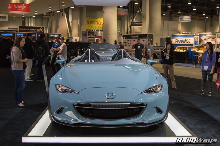 Mazda MX-5 Miata ND Speedster 1