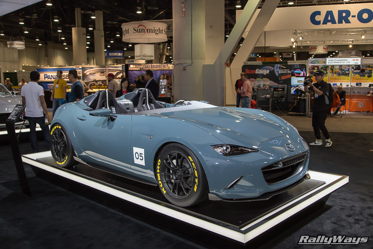 Mazda MX-5 Miata ND Speedster 2